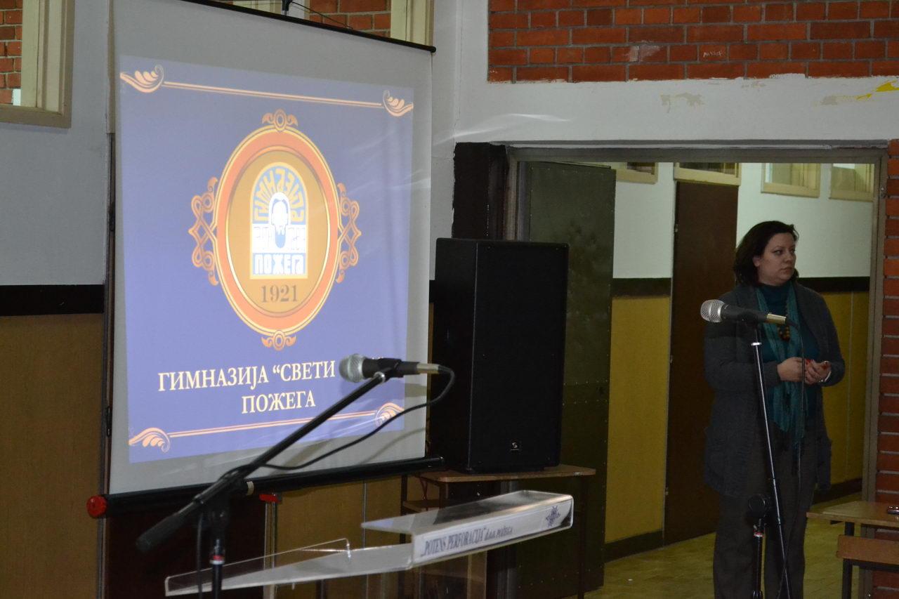 Изложба видео радова и такмичење у беседништву