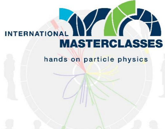 Masterclasses – Hands on Particle Physics""