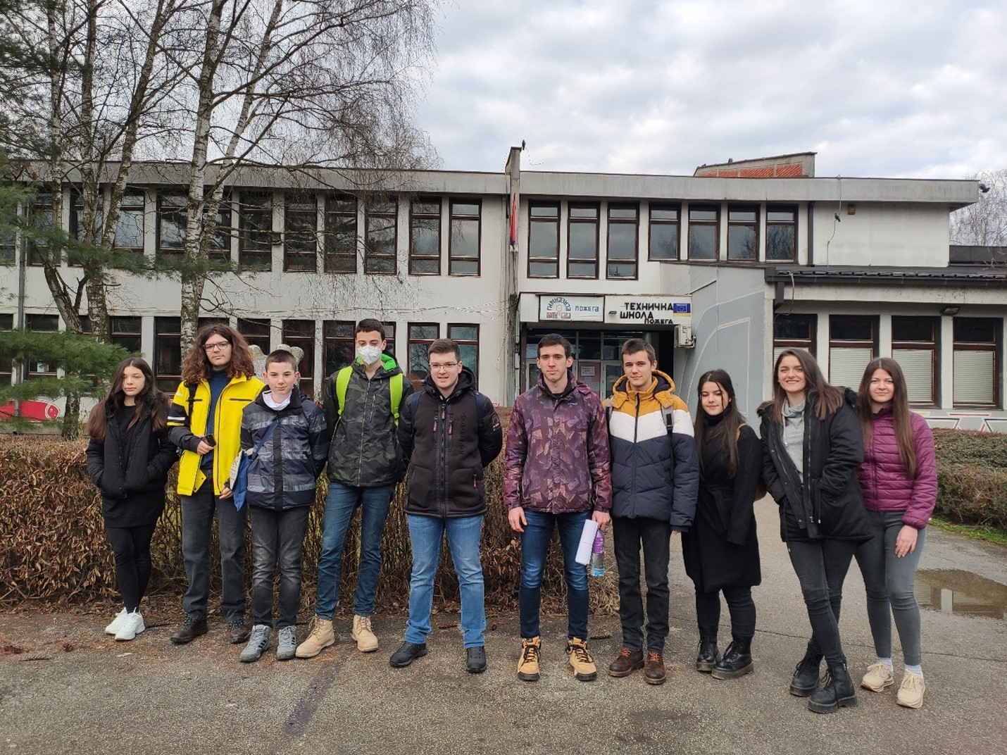 Седморо ученика пожешке гимназије пласирано на Републичко такмичење из физике
