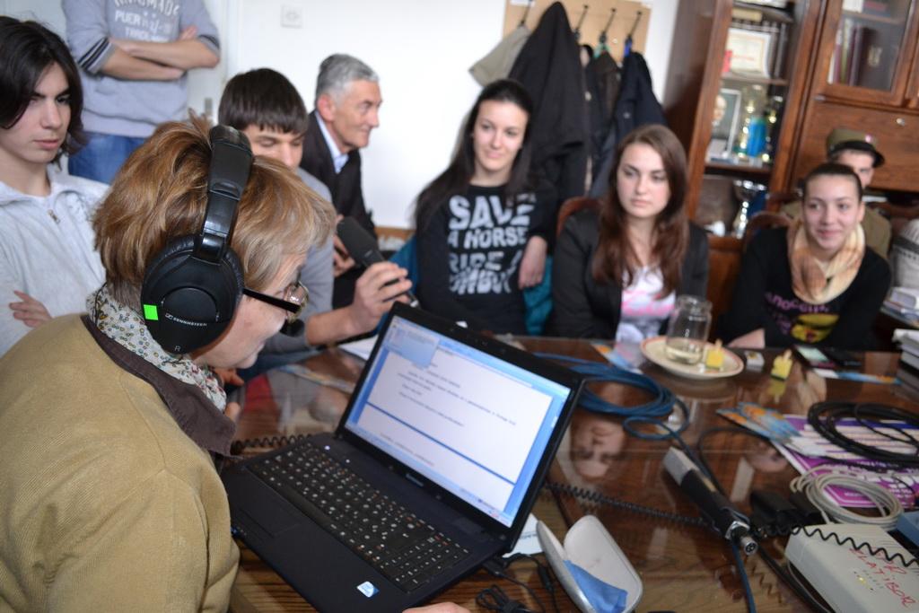 Гимфест 6 представљен на програму Радио Београда