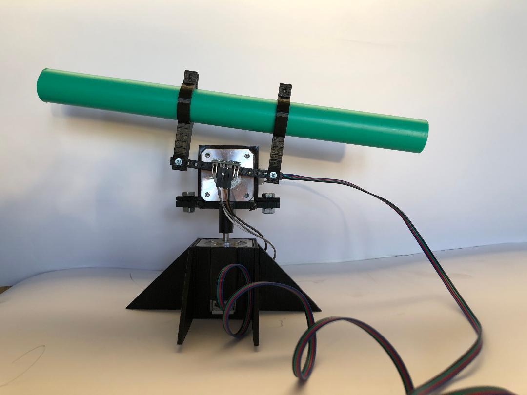 Роботски телескоп – трећа награда на крагујевачком ФЕЛИКС-у